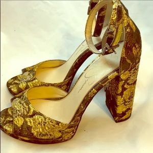 Jessica Simpson Block Heels